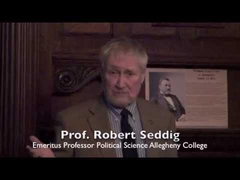Robert Seddig (2014) on William O. Douglas