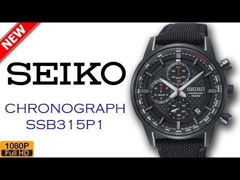SEIKO SSB315P1 Men's Watch
