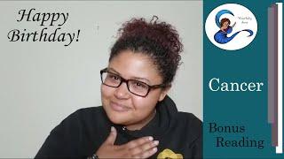 Cancer 2020 BONUS Birthday Readings: Three Spreads