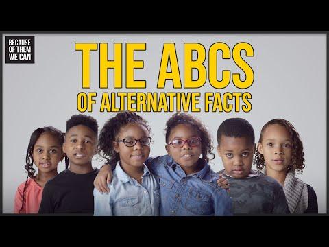 Kids Address Alternative Facts for Black History Month