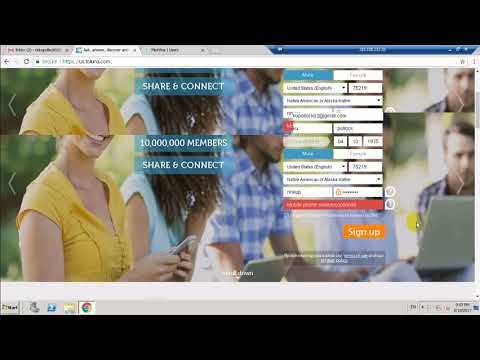 How to easy Toluna Sign up and Survey To earn money  bangla tutorial 2017