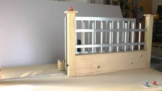 Automatic Gate with Arduino