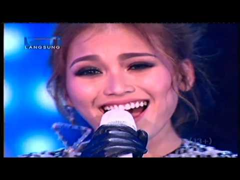 Ayu Ting Ting - Alamat Palsu [RCTI 27th Anniversary Celebration]