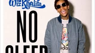 Wiz Khalifa - No Sleep Remix (Don't Turn to Me)