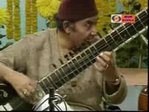 Ustad Imrat Khan-Sitar Darbari-2