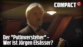"""Der """"Putinversteher"""" - Wer ist Jürgen Elsässer? Thumbnail"""