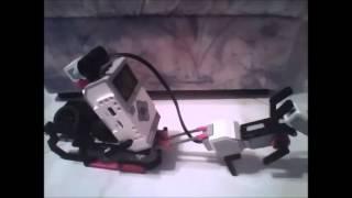 Lego Mindstorms Ev3 Santa Claus