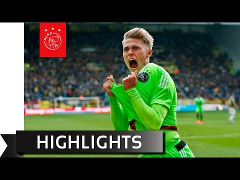 Highlights Vitesse - Ajax