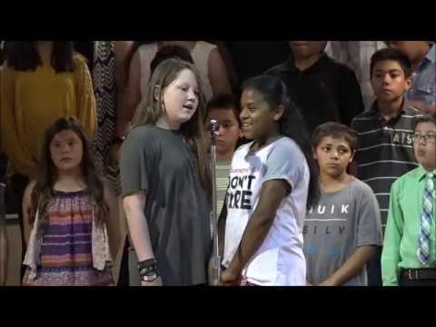 DeShazo 5th Grade Musical - Possibilities: A Celebration of Life
