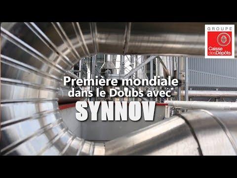 Energie : bientôt une première mondiale dans le Doubs avec Synnov !