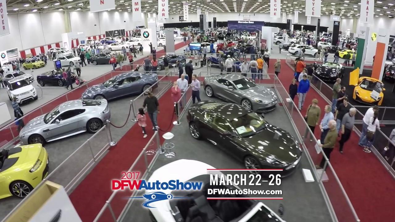 Dfw Auto Show >> Dfw Auto Show 2017 30 Hd Youtube