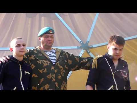 Группа ТУ-134 - Афганское небо (LIVE 2016)