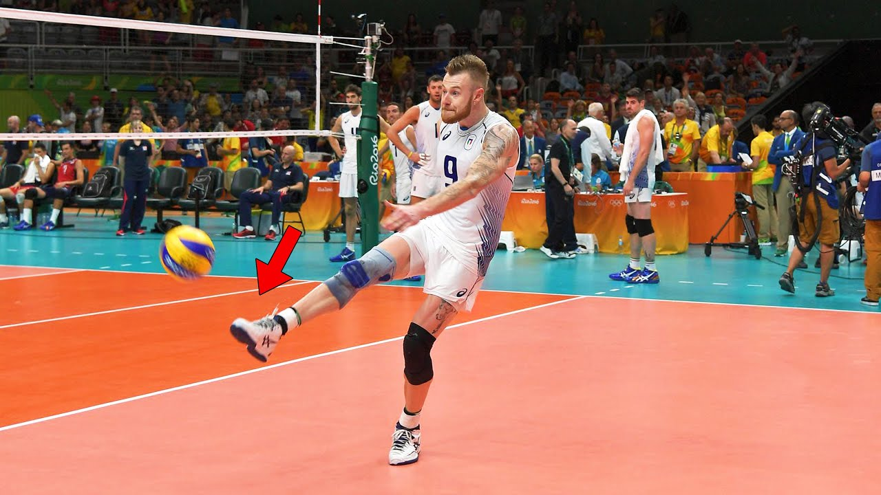 Ivan Zaytsev Showed Why He is The KING of Volleyball (HD)