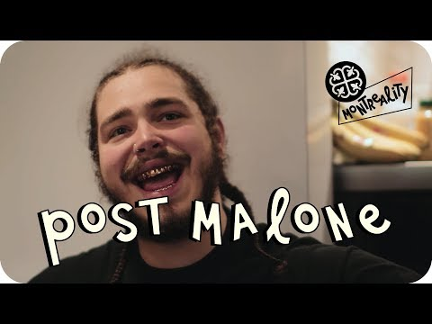 POST MALONE x MONTREALITY ⌁ Interview UNRELEASED