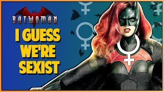 BATWOMAN OFFICIAL TRAILER REACTION - Double Toasted Reviews