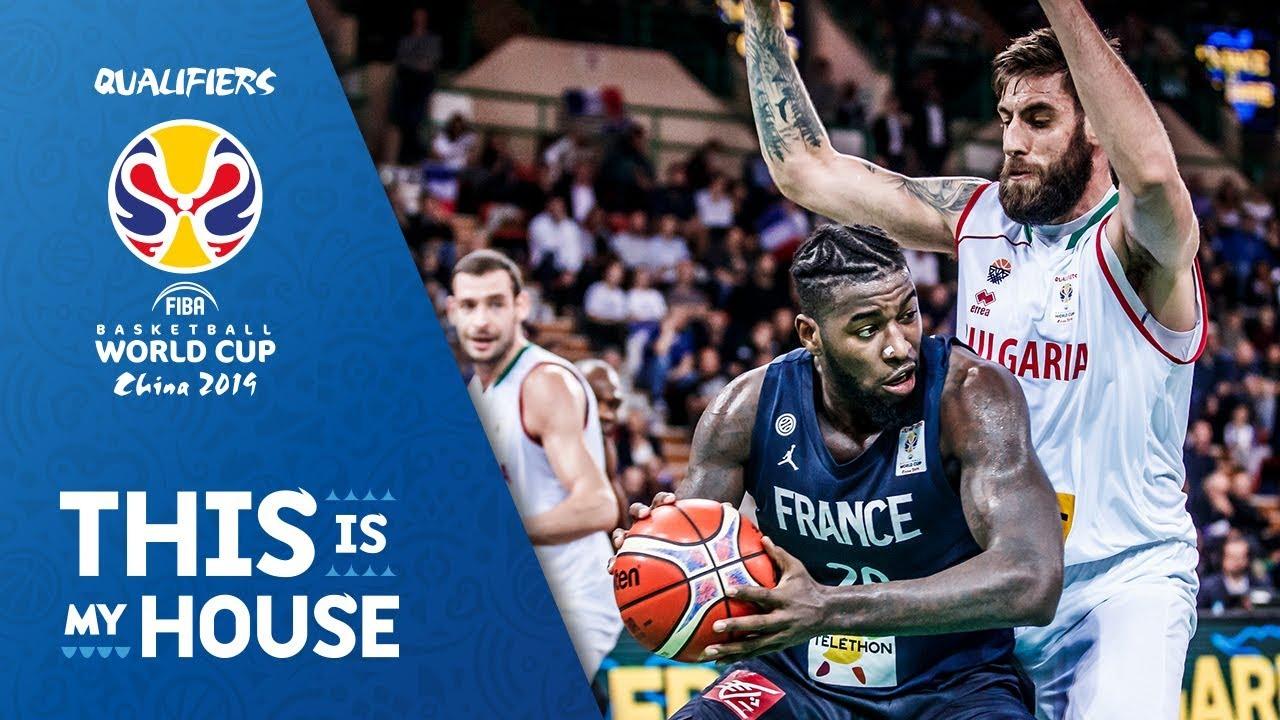 France v Bulgaria - Full Game - FIBA Basketball World Cup 2019