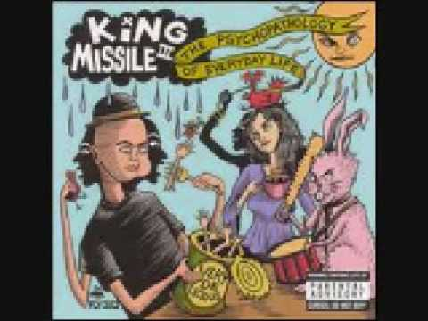 King Missile - Eating People