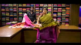 4450/- to 9500/- Kanchivaram Silk Sarees