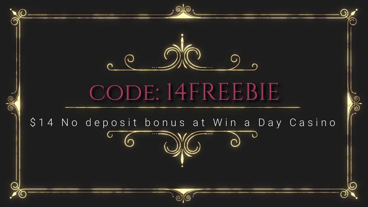 Win A Day Casino No Deposit Bonus
