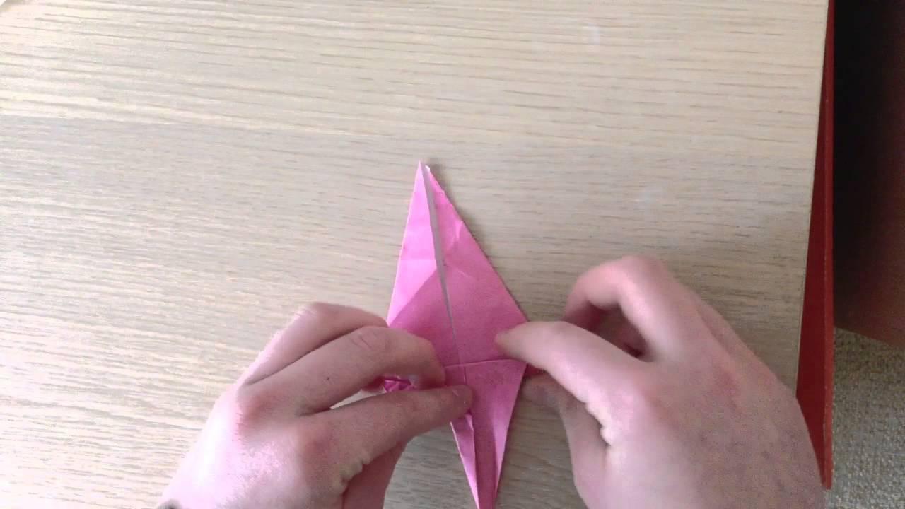 Faire Un Bébé Singe En Origami Réaliser Un Singe En Papier Youtube