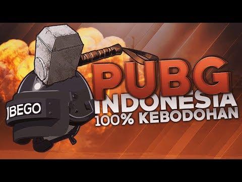 download PUBG Indonesia - 100% Kebodohan