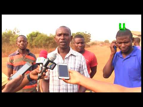 Ashieye: Residents laments over poor road construction