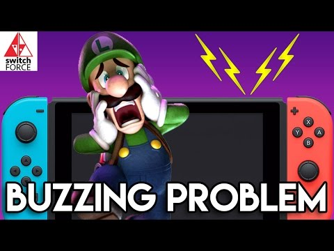 Switch Headphone Buzz Problem + Nintendo's Fix
