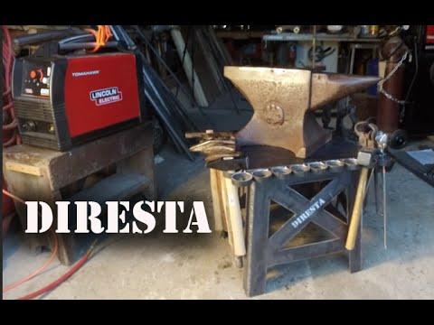 ✔ DiResta Anvil Stand