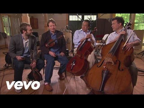 Yo-Yo Ma, Stuart Duncan, Edgar Meyer, Chris Thile - Inside the Goat Rodeo Sessions