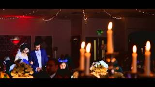 Asian Wedding Videography Birmingham Pakistani Walima  at Sapphire Banqueting, Birmingham