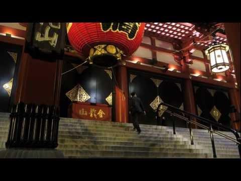 Backpacking Asia.   Episode 1: Japan