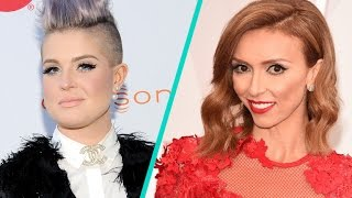 Kelly Osbourne Slams Giuliana Rancic: