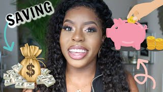 LETS TALK MAKING MONEY ! SAVING, SPENDING 💰💸