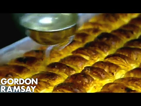 Learning Turkish Cuisine - Gordon Ramsay