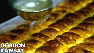 Learning Turkish Cuisine - Gordon Ramsay