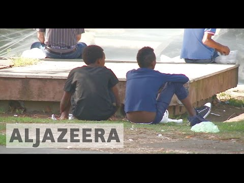 Refugee crisis: Desperate journeys
