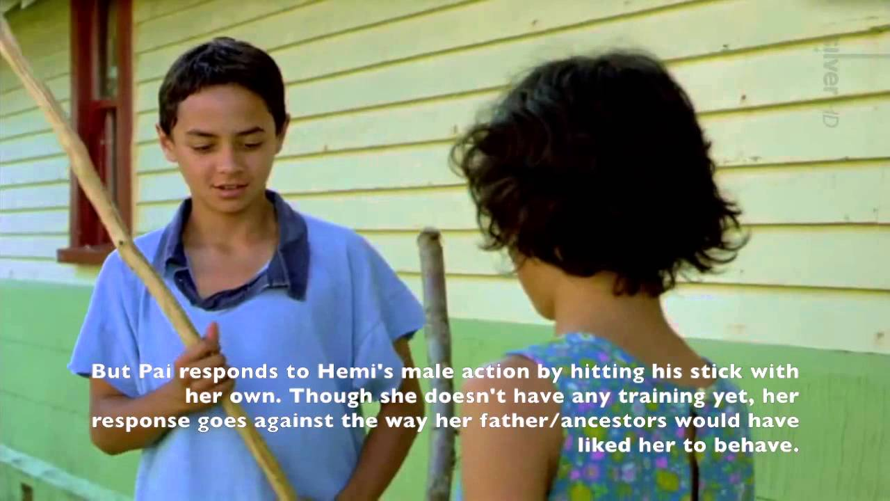 the whale rider book sparknotes