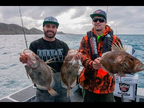 Fishing & Adventure Season 3 Ep 12 - HAURAKI GULF (Kawau Is.)