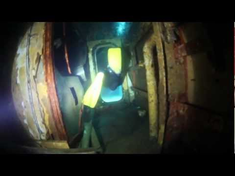 Underwater Tour of the ex HMAS Canberra