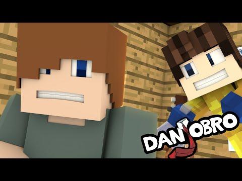 Martin and Dan Ep.2 - Breaking Bad ah? (Minecraft Animation)