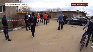 Убийство спортсмена в Сергиевом Посаде