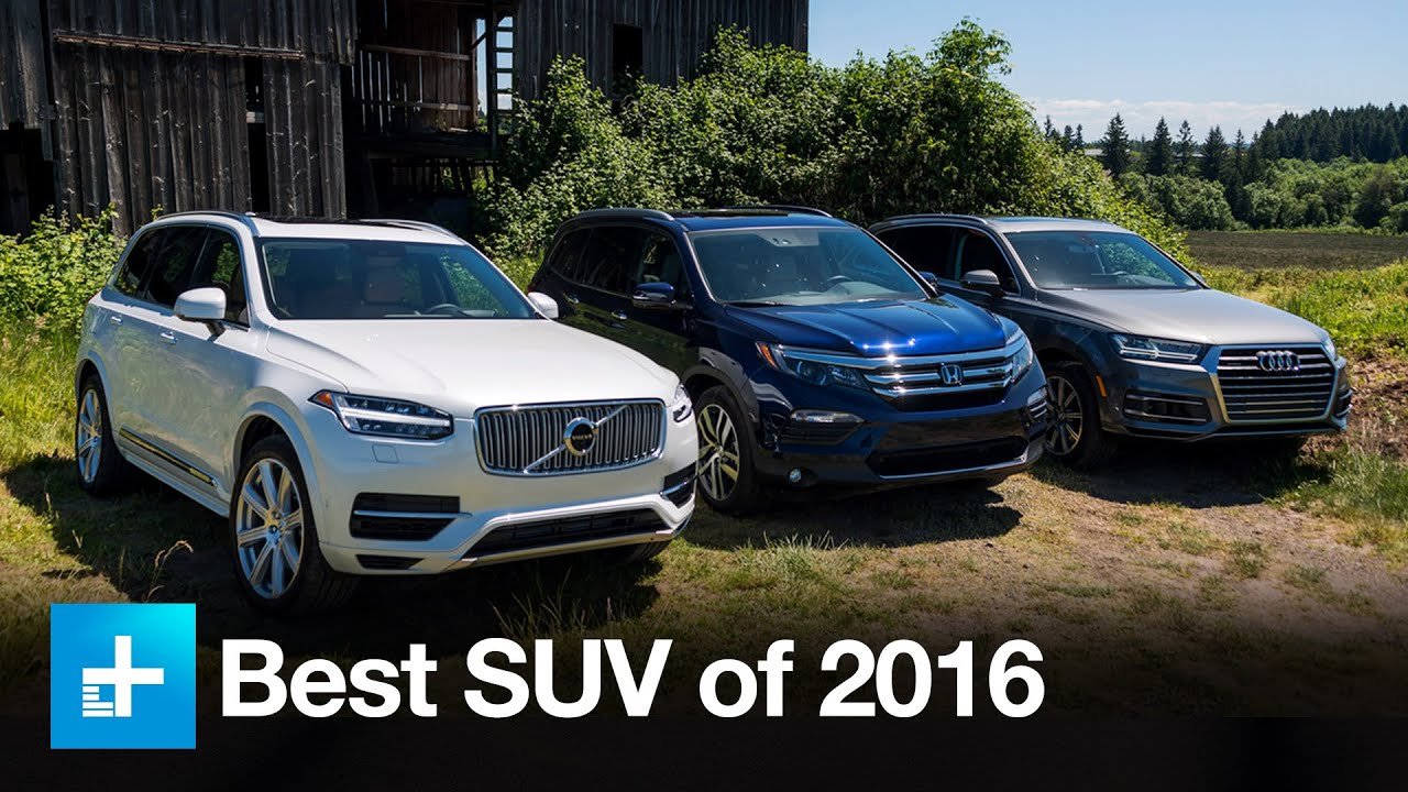 Best Suv For 2016
