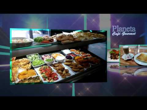 intro cafe planeta gourmet con promocion española