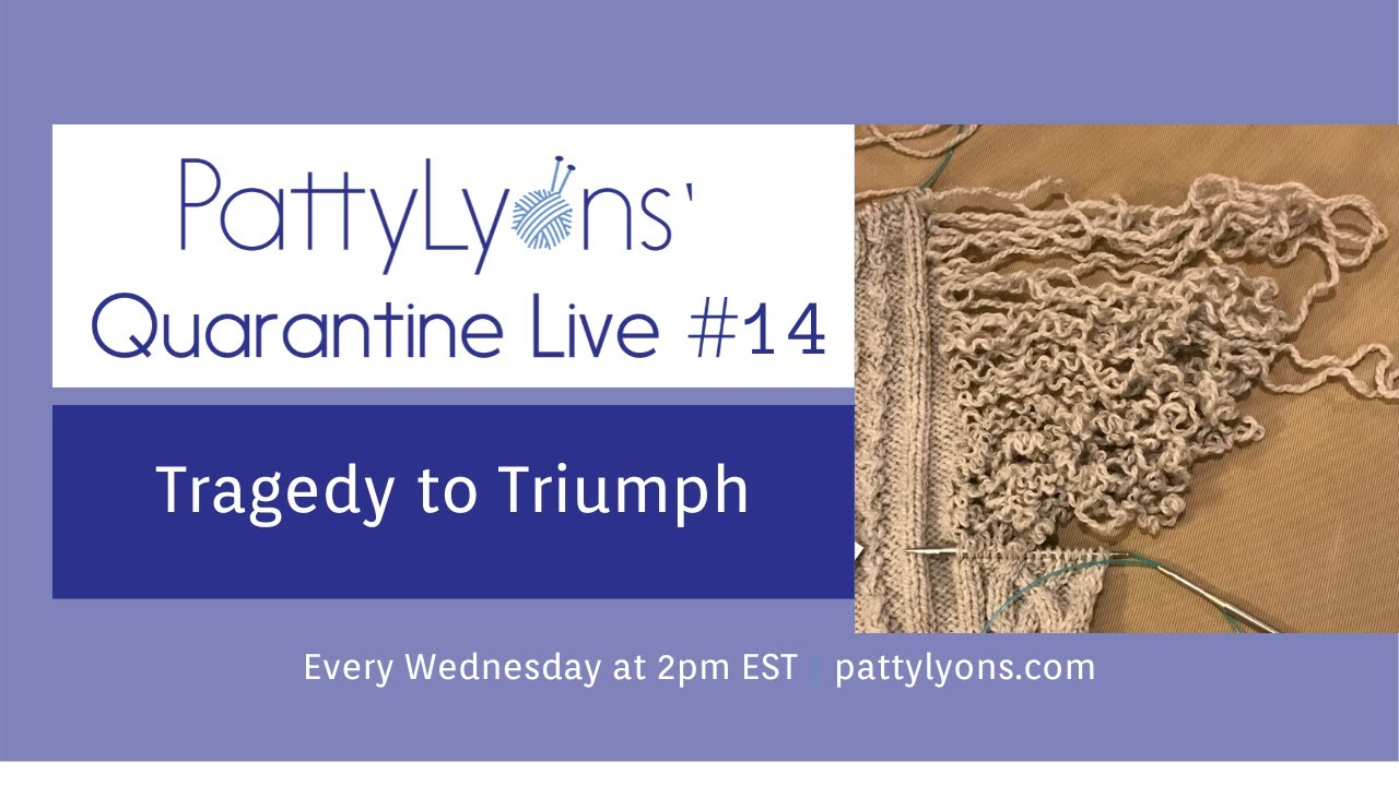 Quarantine Live #4: Tragedy to Triumph