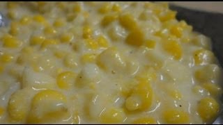 Homestyle Creamed Corn