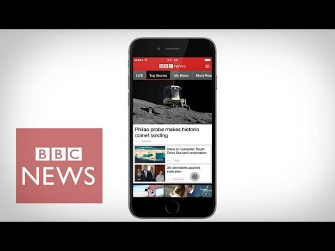 BBC News Global App Launched