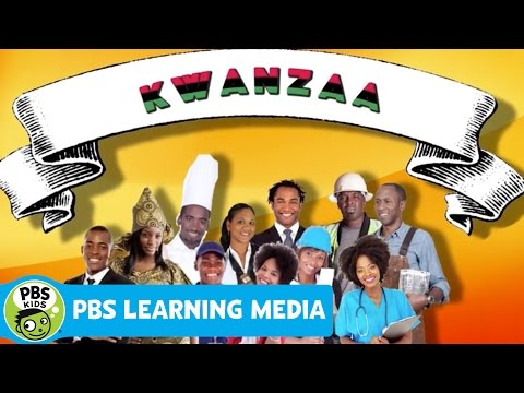 PBS LEARNING MEDIA | Kwanzaa | PBS KIDS