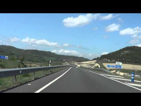 Autopista AP-1/A-1: Burgos - Eibar