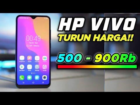 PEMBALASAN VIVO | 5 HP Vivo Turun Harga Spesial Akhir Tahun 2020.