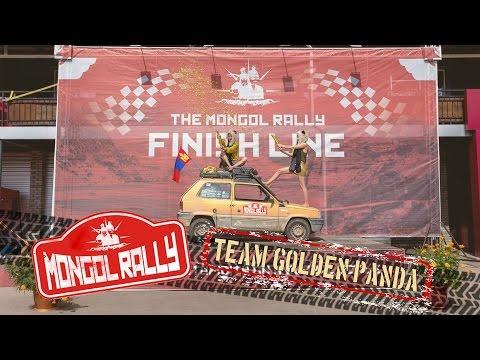 Fiat Panda goes Mongol Rally - Supercut